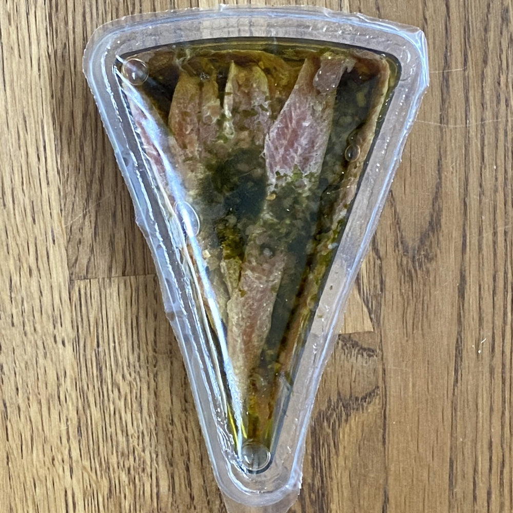 Anchovy Fillets - Italian Spice - 80g