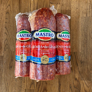 Load image into Gallery viewer, Genoa Salami - Hot - Per 100g