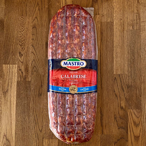 Load image into Gallery viewer, Calabrese Hot Salami - Per 100g