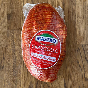 Load image into Gallery viewer, Classic Capocollo - Extra Hot - Per 100g