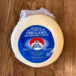 Friulano - Firm Cheese 500g