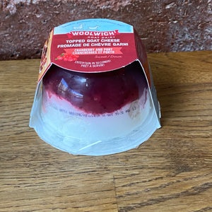 Cranberry And Port Goat Cheese