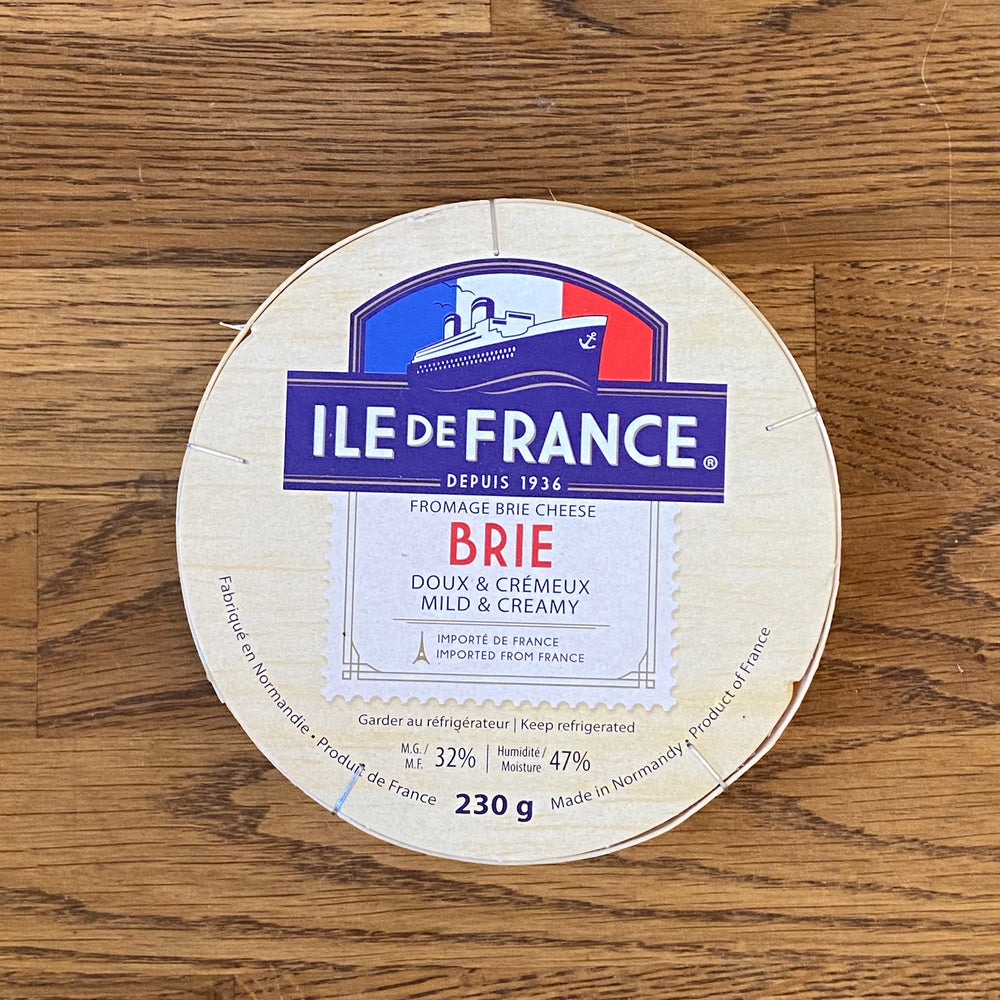 Load image into Gallery viewer, Ile De France Brie - 230g