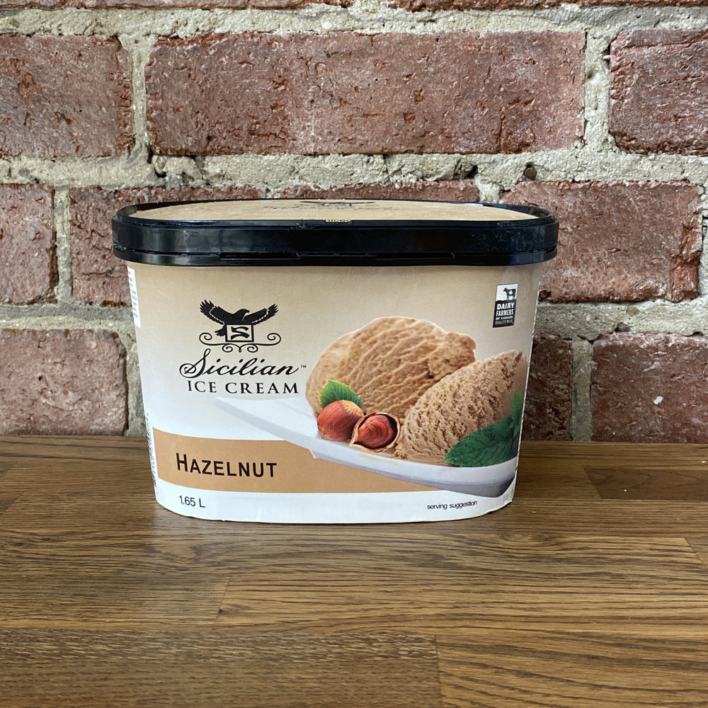 Load image into Gallery viewer, Ice Cream - Hazelnut - 1.65L