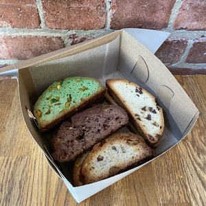 Biscotti - Assorted - Box Of 15