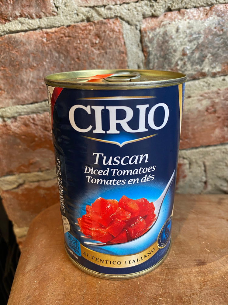 Tuscan Diced Tomatoes - 398ml