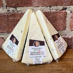 Load image into Gallery viewer, Sheep Milk Cheese with Truffles - 100g