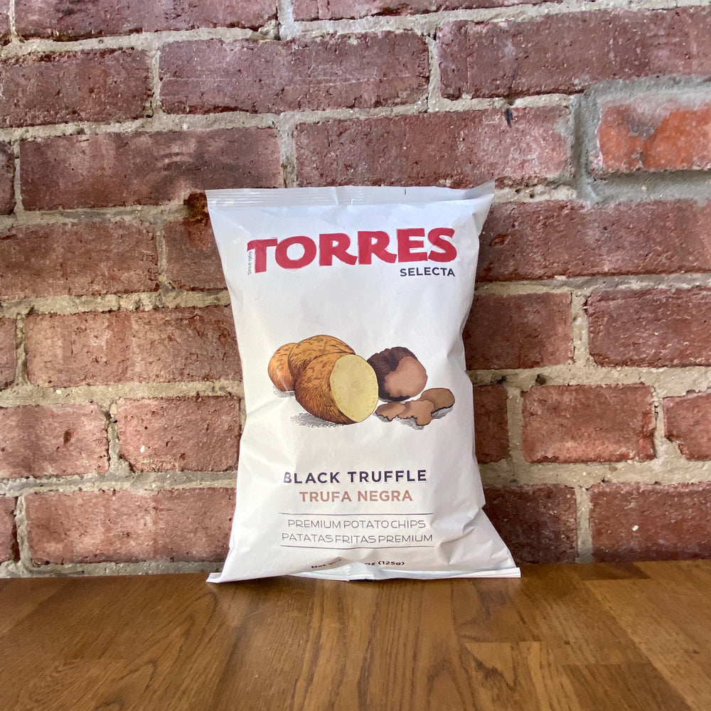 Black Truffle Chips- 125g