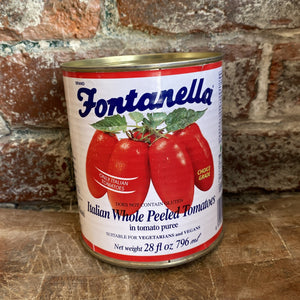 Italian Whole Peeled Tomatoes - 796ml