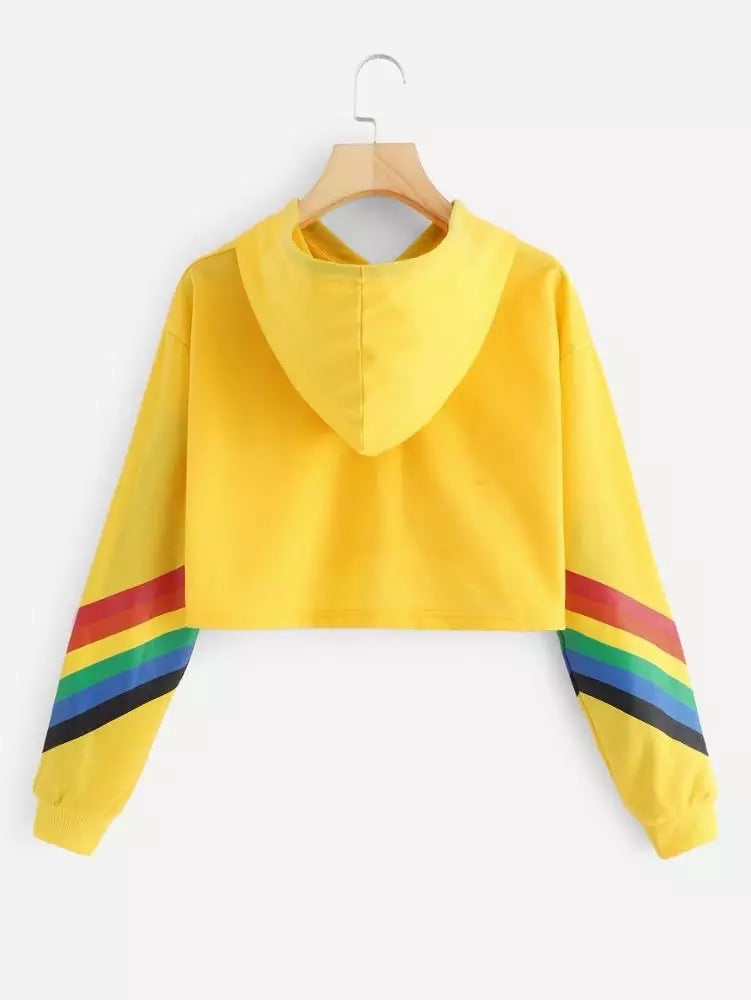 Rainbow Love Sweater (3 colors)