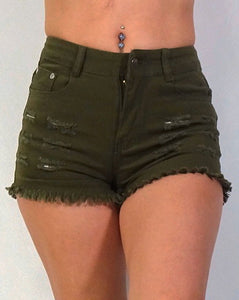 Dream Denim Shorts