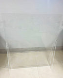 Waiting Room Seating Barrier