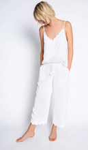 Load image into Gallery viewer, Scallop-neck Ivory Cami