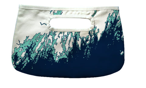 Midsummer Night's Dream Clutch, Maine Coast