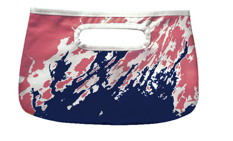 Midsummer Night's Dream Clutch, Casco Bay to Boothbay, Red