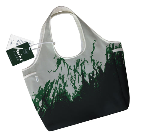 NEW Maine Coast Boho Tote, Pine