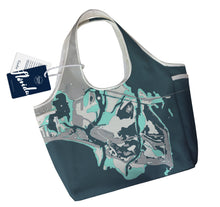 Load image into Gallery viewer, Florida Gulf Coast Boho Tote, Hurricane