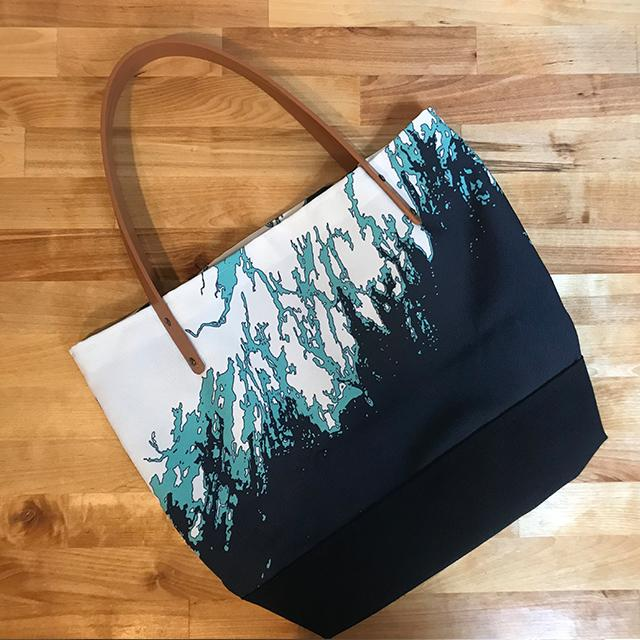 Prototype SALE Maine Coast Everyday Bag