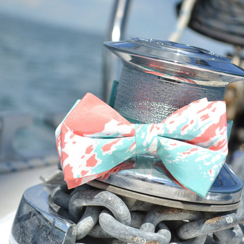 Wedding Maine Coast Bow Tie