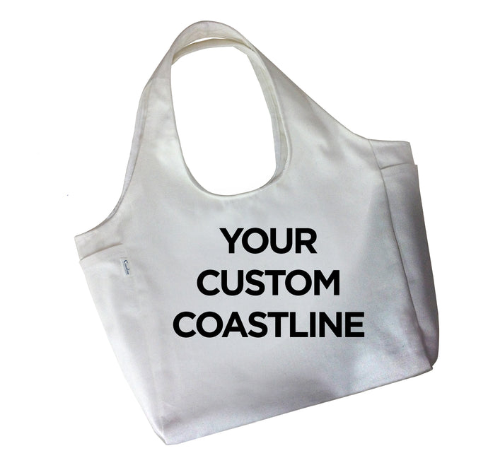 Custom Adventurer Boho Tote
