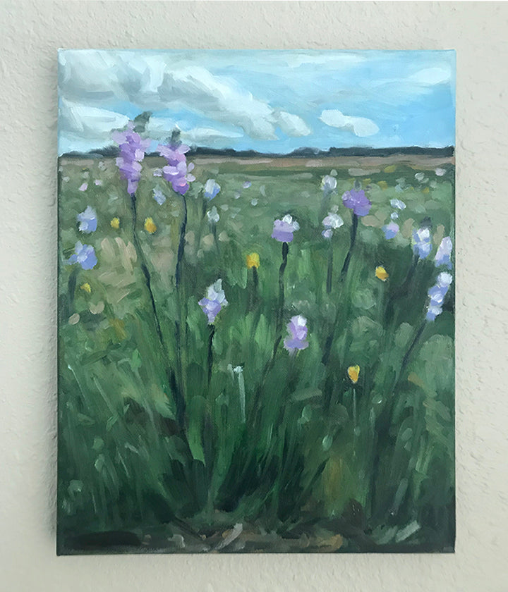Summer Meadow 12x9