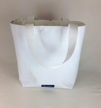 Load image into Gallery viewer, Maine tote, Casco Bay Cobalt + Aqua