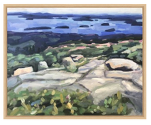 Load image into Gallery viewer, Cadillac Mountain 20x16
