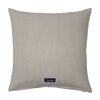 NY I: New York Harbor, Brooklyn Decorative Throw Pillow ~ Charcoal/Steel 16x16