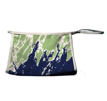Load image into Gallery viewer, Maine Coast Weekend Away Pouch, Green