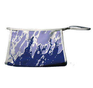 Maine Coast Weekend Away Pouch, Lilac
