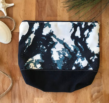 Load image into Gallery viewer, ONE-OF-A-KIND Maine Zip Clutch/Essentials Pouch