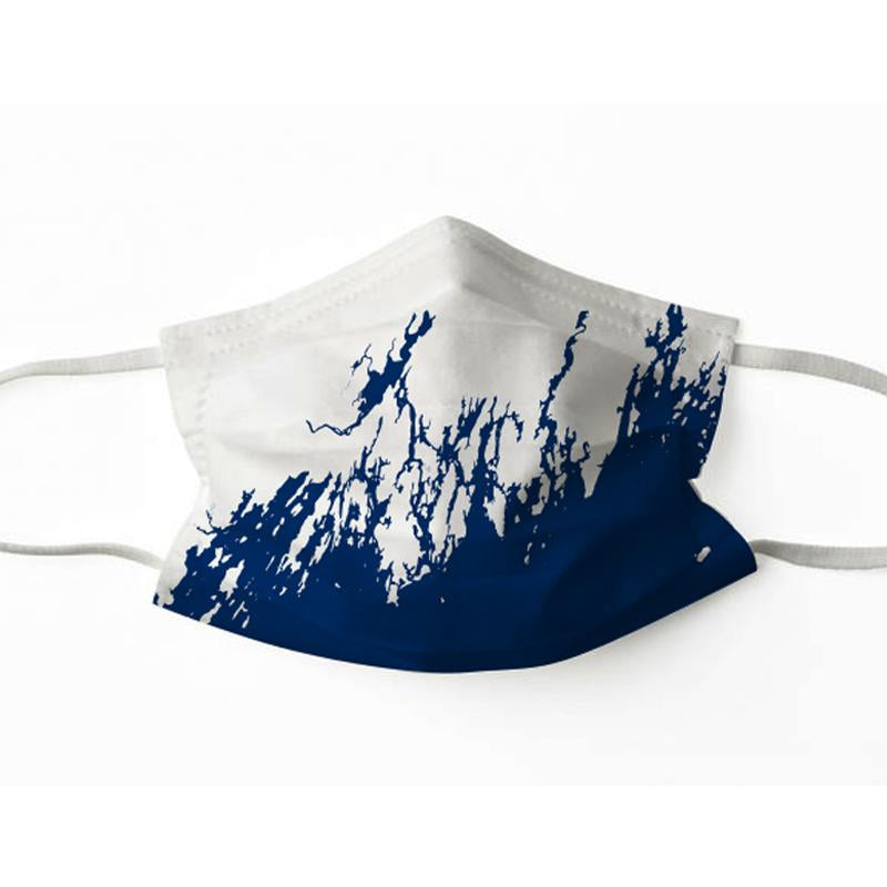 ADULT Maine Coast Face Mask