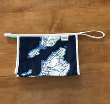 Load image into Gallery viewer, ONE-OF-A-KIND Portland Maine Weekend Away Pouch