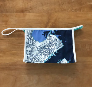 ONE-OF-A-KIND Portland Maine Weekend Away Pouch