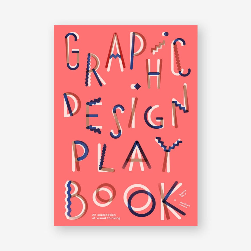 Graphic Design Play Book