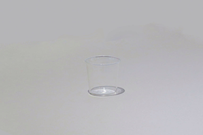 kinto 180ml green tea glass
