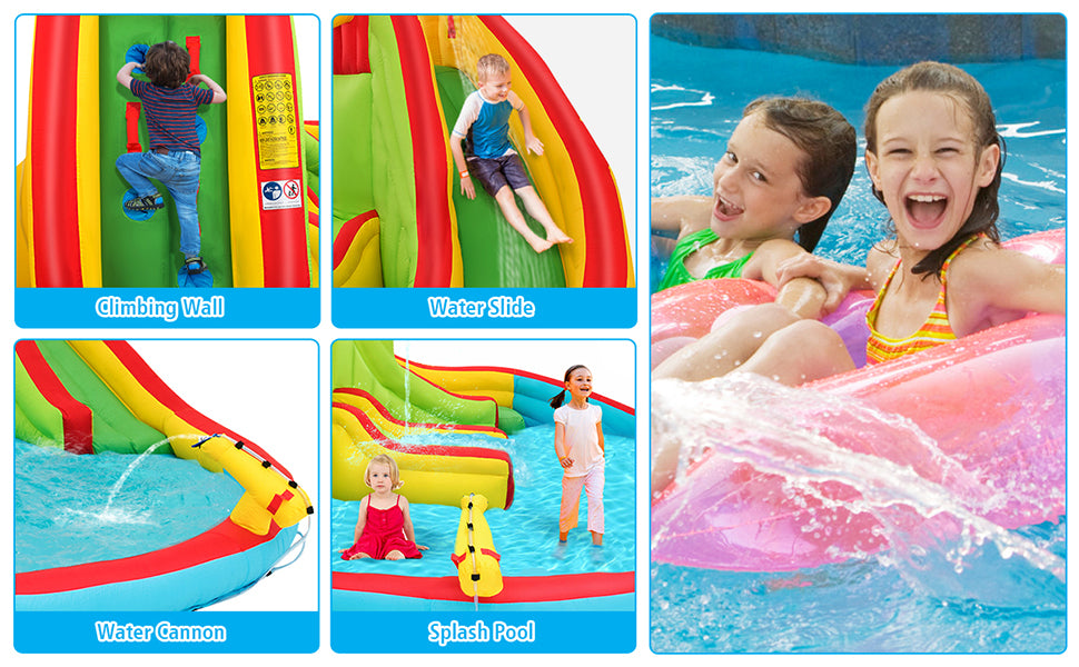 kids water park inflatable