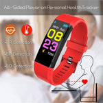 Black Star Shopp Smart Watch and Blood Pressure Monitor for Men Women Fitness Tracker