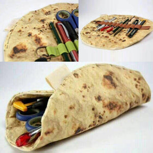 Horizon Care Burrito Pencil Case