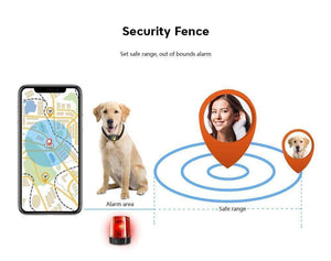 Horizon Care Cat GPS Tracker Locator Device for Pets