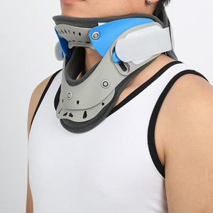 Horizon Care Cervical Neck Traction Device Adjustable Neck Stretcher Spine Corrector Neck Support Brace Orthosis Collar Medical Products