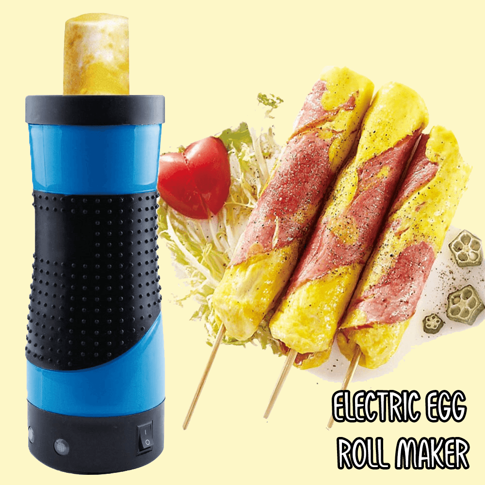 Horizon Care Electric Egg Roll Maker