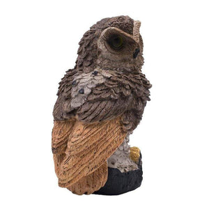Horizon Care Owl Solar Garden Light
