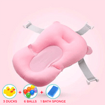 Horizon Care Portable Baby Shower Bath Tub Pad