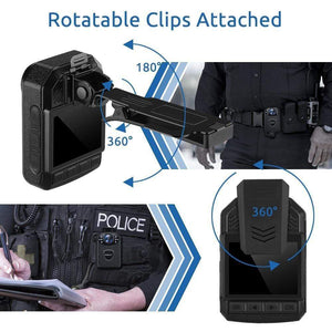 Horizon Care Ultra HD 1296p Police Body Camera