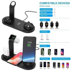Horizon Care Wireless Charging Smart Station Dock