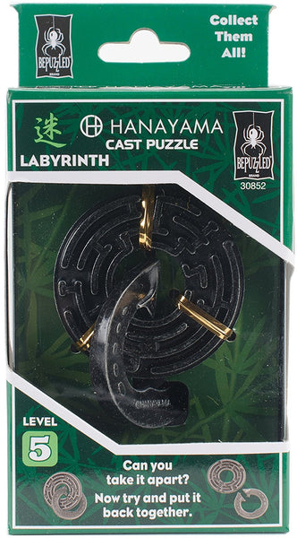 Hanayama: Labyrinth