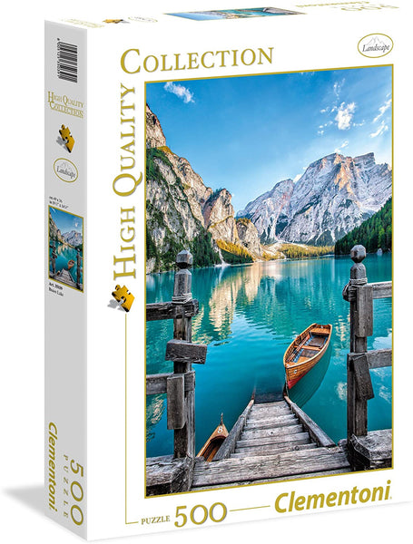 Braies Lake 500pc