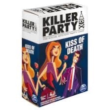 Killer Party - Kiss Of Death