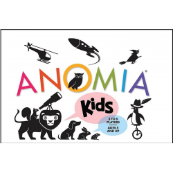 Anomia Kids - Card Game (Ages 5+)